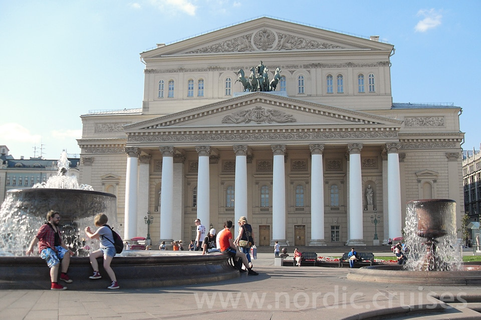 Bolshoi Theater, Moscow